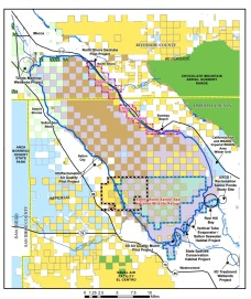 Figure 2. Salton Sea Projects Map (draft April 16,2015) 6