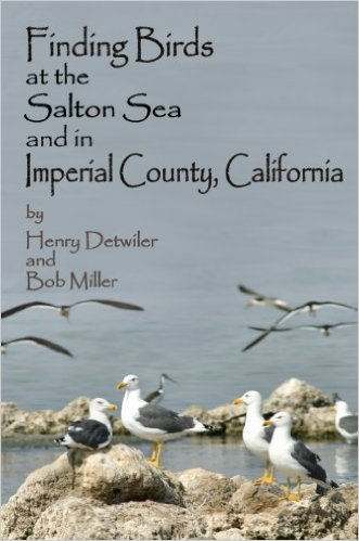 One of the many birdwatching guidebooks for the Salton Sea. Source: http://amzn.com/B005LF3KV0