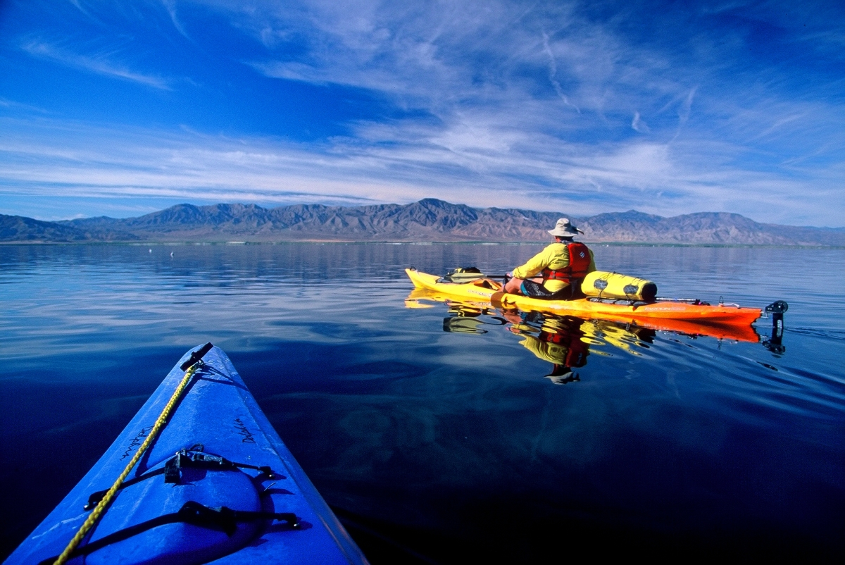 Recreation at the Salton Sea